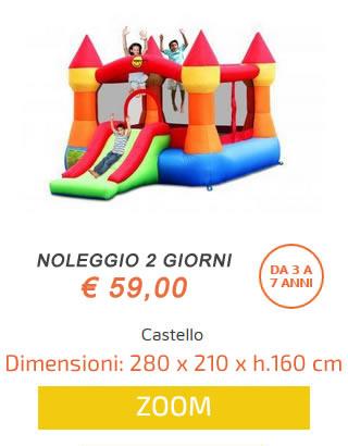 INFO GONFIABILE CASTELLO